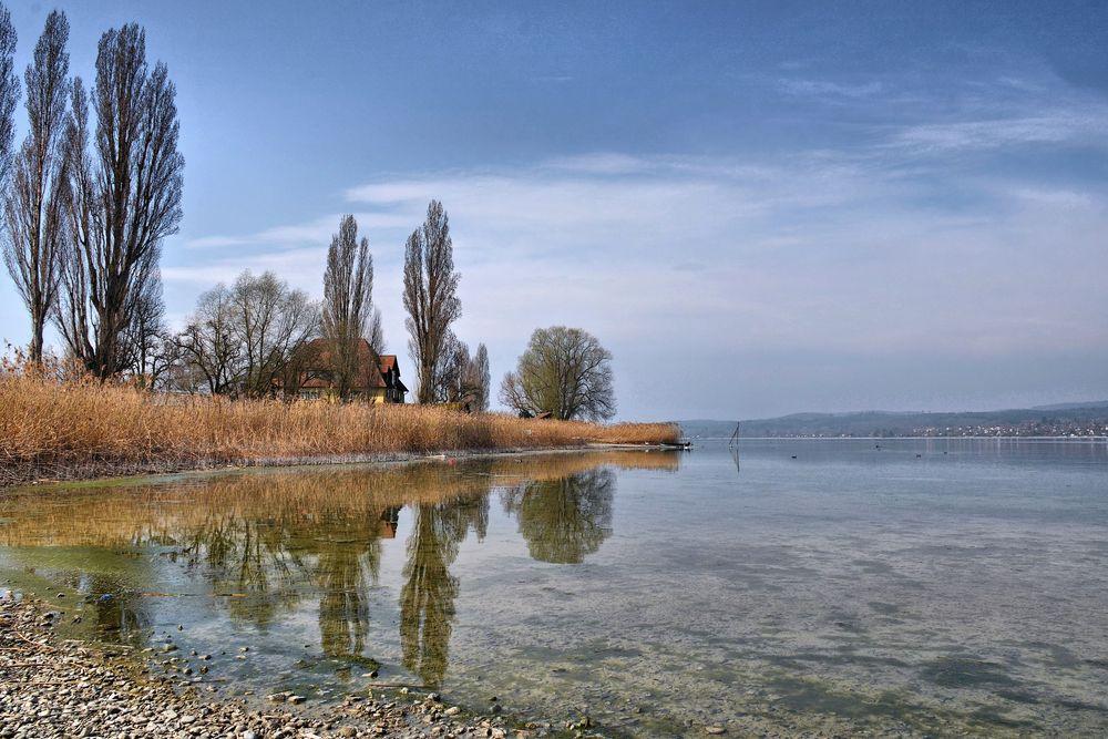 Frühling am Bodensee.