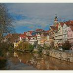 Frühling am Neckar, PRIMERVERA a orillas del NECKAR