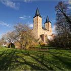 Frühling am Schloss Rochlitz