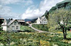 Frühling auf den Lofoten