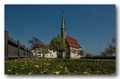 Frühling auf der Burg...
