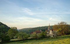 Frühling beim Kloster Bebenhausen