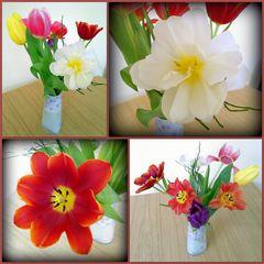 Frühling im Büro :-)))