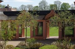 Frühling im Schwetzinger Schloßpark