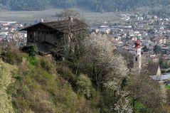 Frühling im Vintschgau