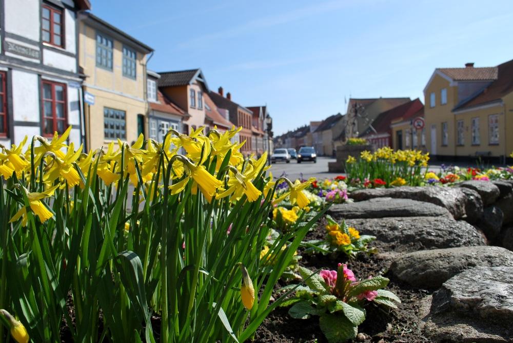 Frühling in Bogense