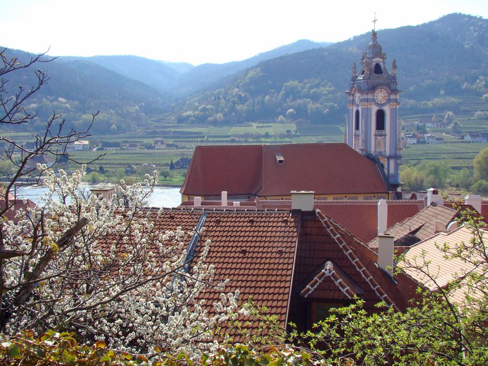 Frühling in Dürnstein