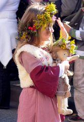 Frühling in Kinderschuhen