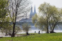 Frühling in Köln