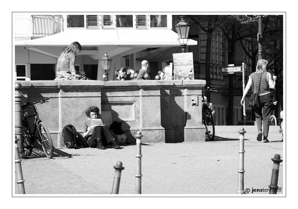 Frühling in Kreuzberg II