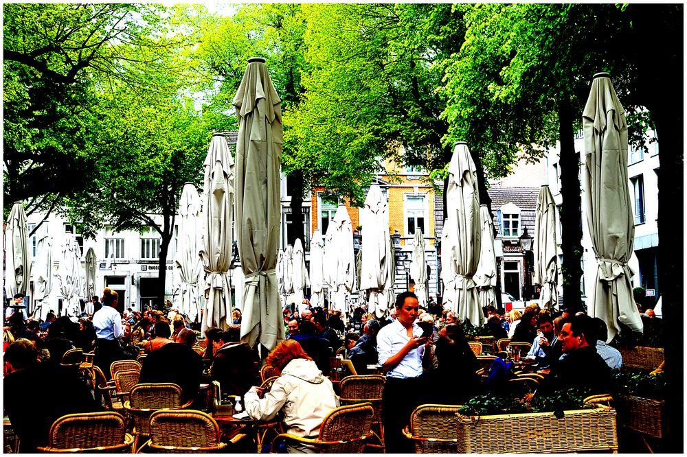 Frühling in Maastricht