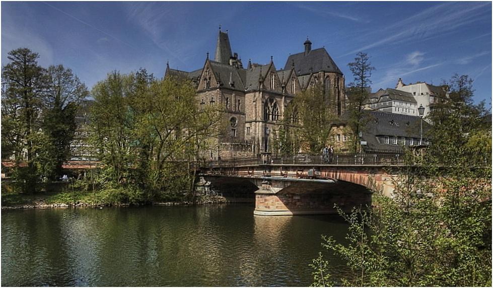 ~~Frühling in Marburg an der Lahn~~