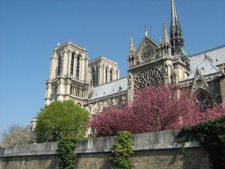 Frühling in Paris 17.04.2010