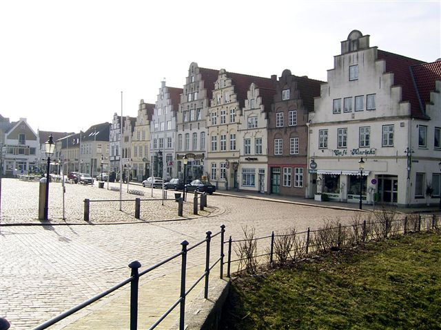 Frühlingserwachen in Friedrichsstadt