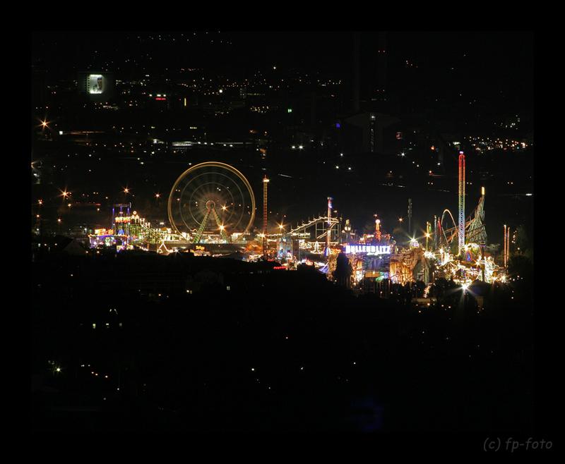 Frühlingsfest 2008 @ night