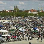 ... Frühlingsfest - BRK-Flohmarkt ...