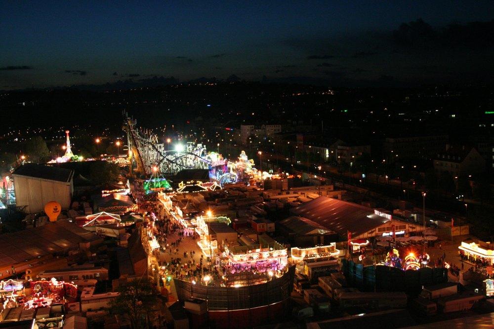 Fruehlingsfest - Stuttgart