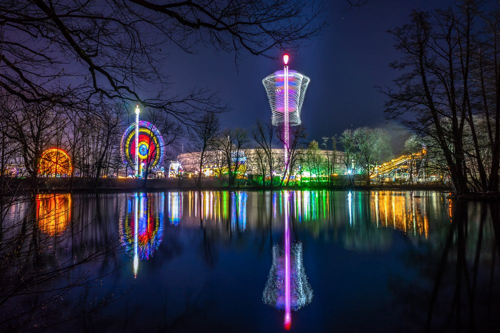 Frühlingsfest:Nürnberg