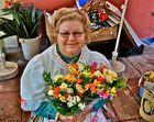 Frühlingsgrüße der Blumenfrau