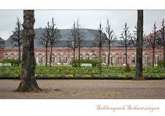 Frühlingsmorgen im Schlosspark Schwetzingen - Nr. 6