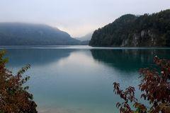 Frühmorgens am Alpsee