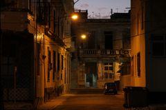 Frühmorgens in Havanna