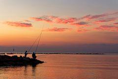 Frühmorgens in Limassol...