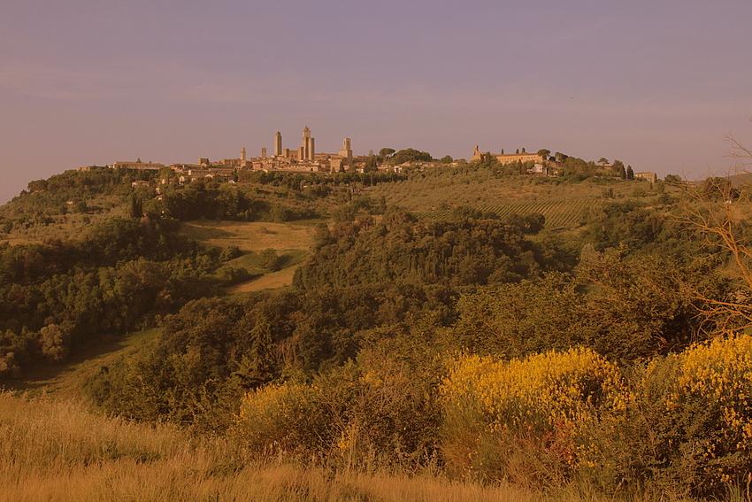 Frühsommer in der Toscana