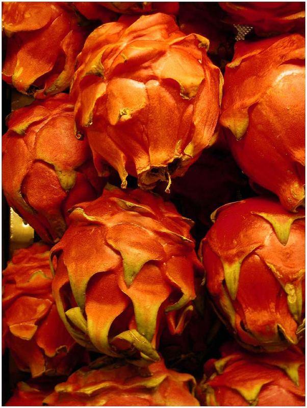 Fruit at Harrods Food Hall