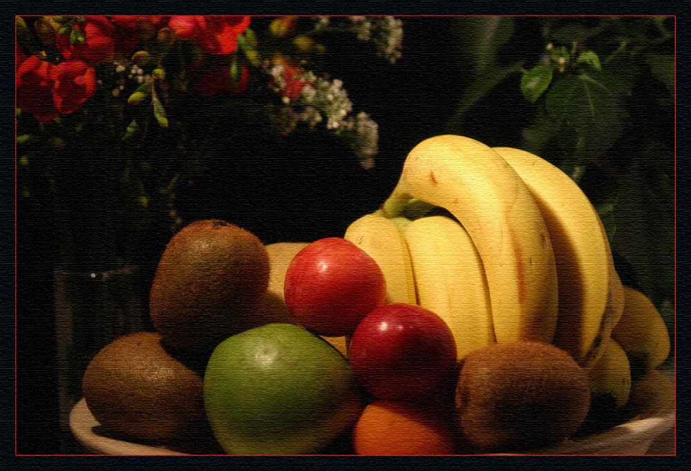 Fruit Flowers Photo Image