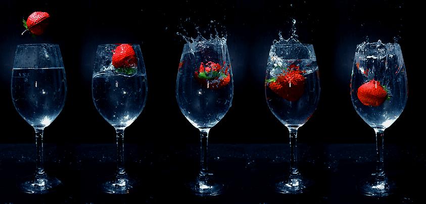 Fruit Splash by imagesBLUE (Rigo Neumann)