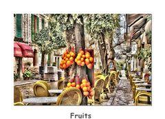 Fruits or Ice Cafe