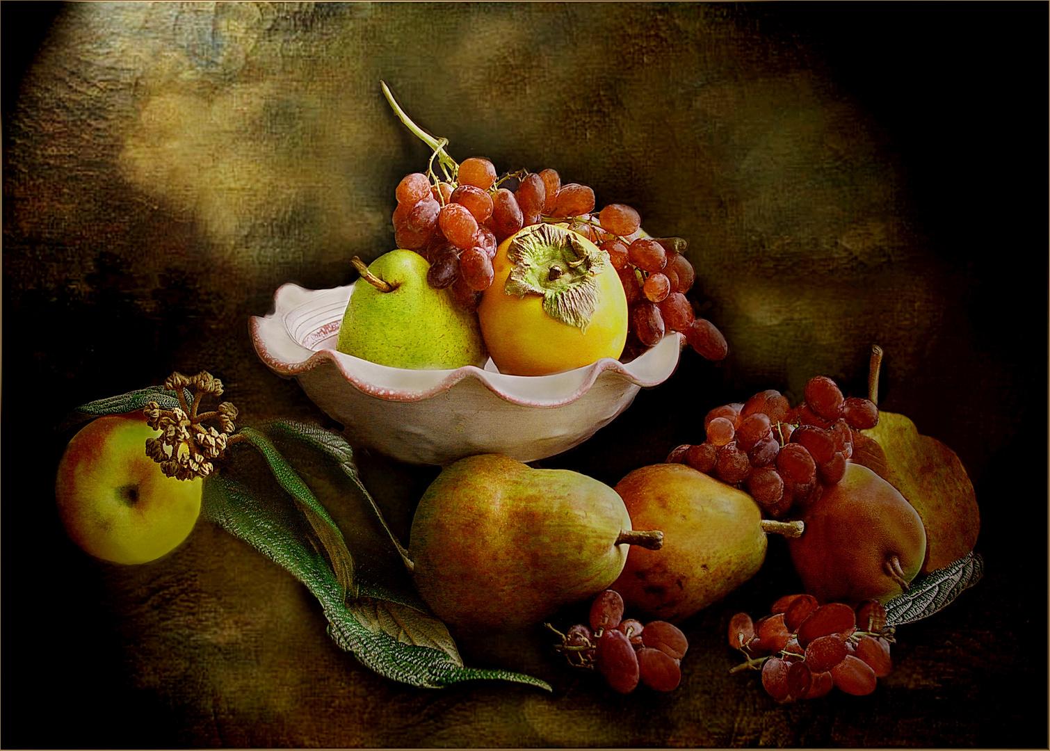 Frutas  de la estacion