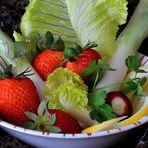 ... frutta e verdura di stagione ...