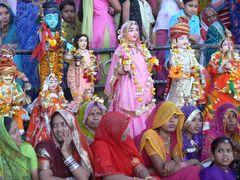 Fête de divinités locales ... / Festival of local deities ...