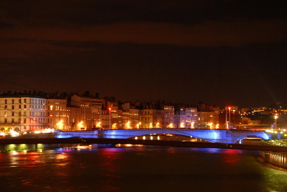 Fêtes des lumières 2007 Lyon