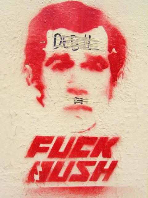 Fuck Bush!