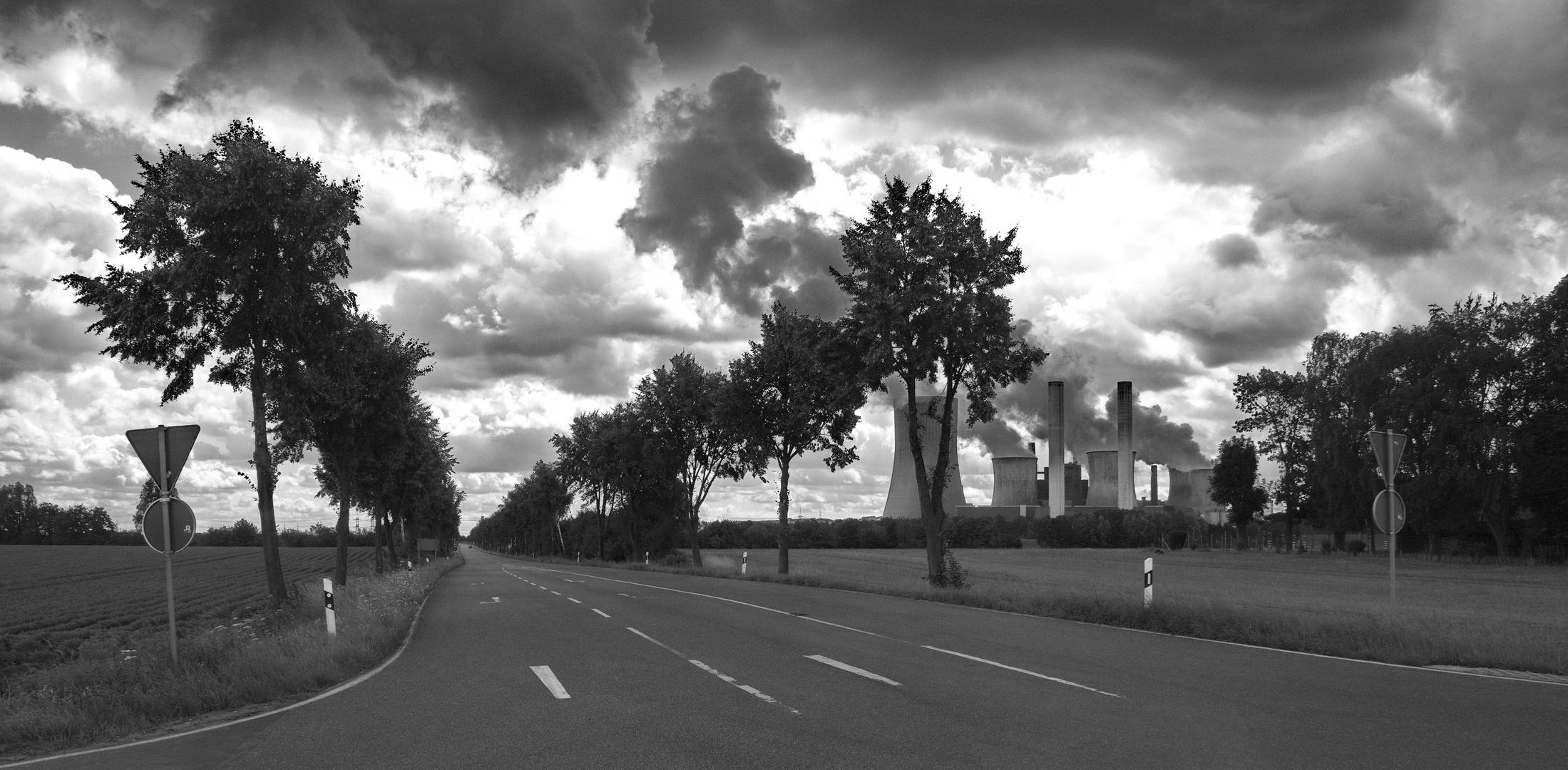 fucking cloud machine and long road