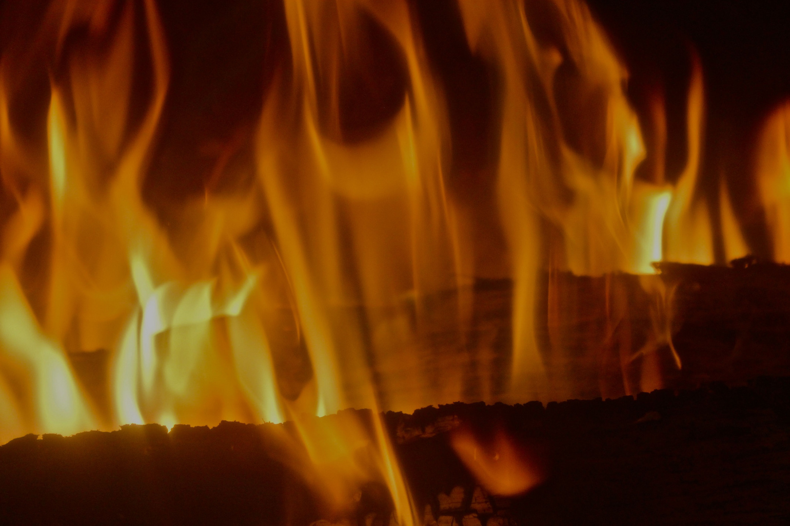 fuego en casa