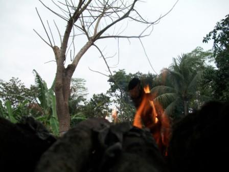 Fuego oculto