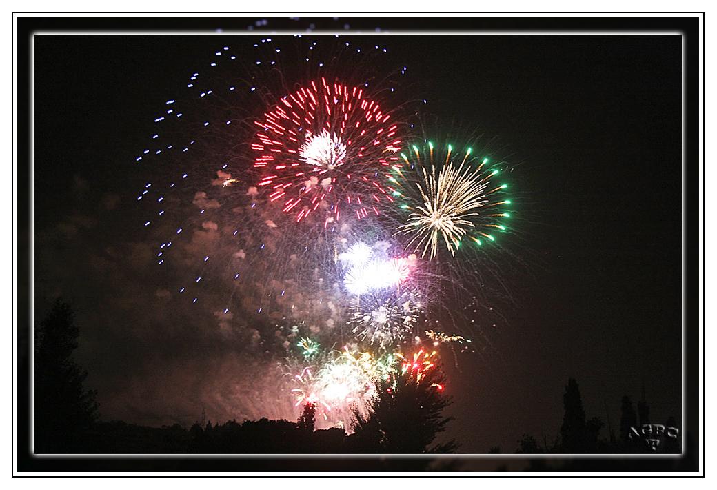 Fuegos artificiales (Fireworks) II
