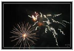 Fuegos artificiales (Fireworks) VI