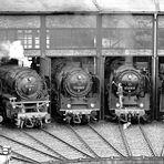 Fünfmal  Baureihe  01