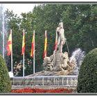 Fuente de Neptuno, Madrid. GKM5-I