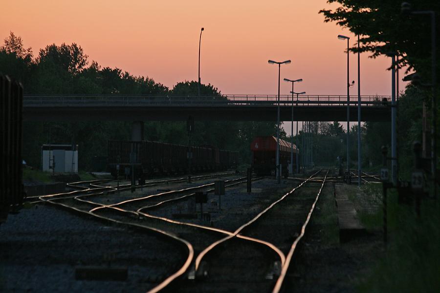 Für alle, die Pfingsten mit der Bahn fahren... Gute Fahrt! ;-)