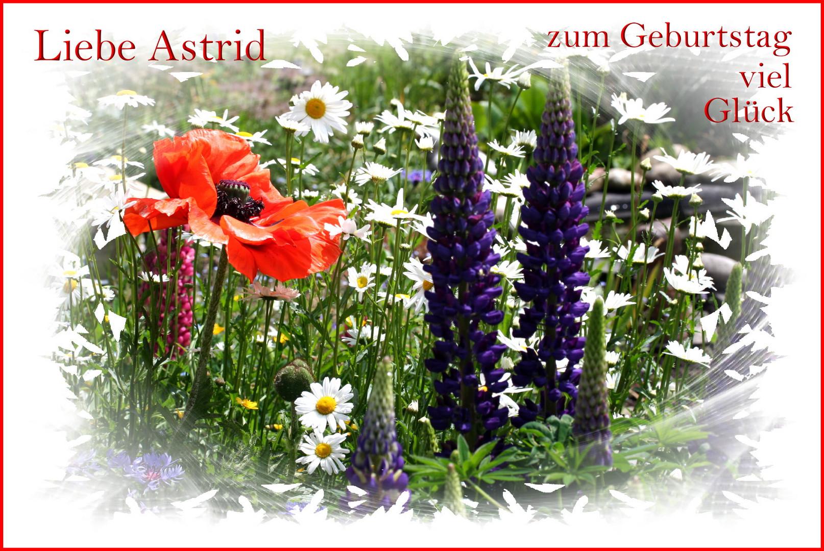 für Astrid