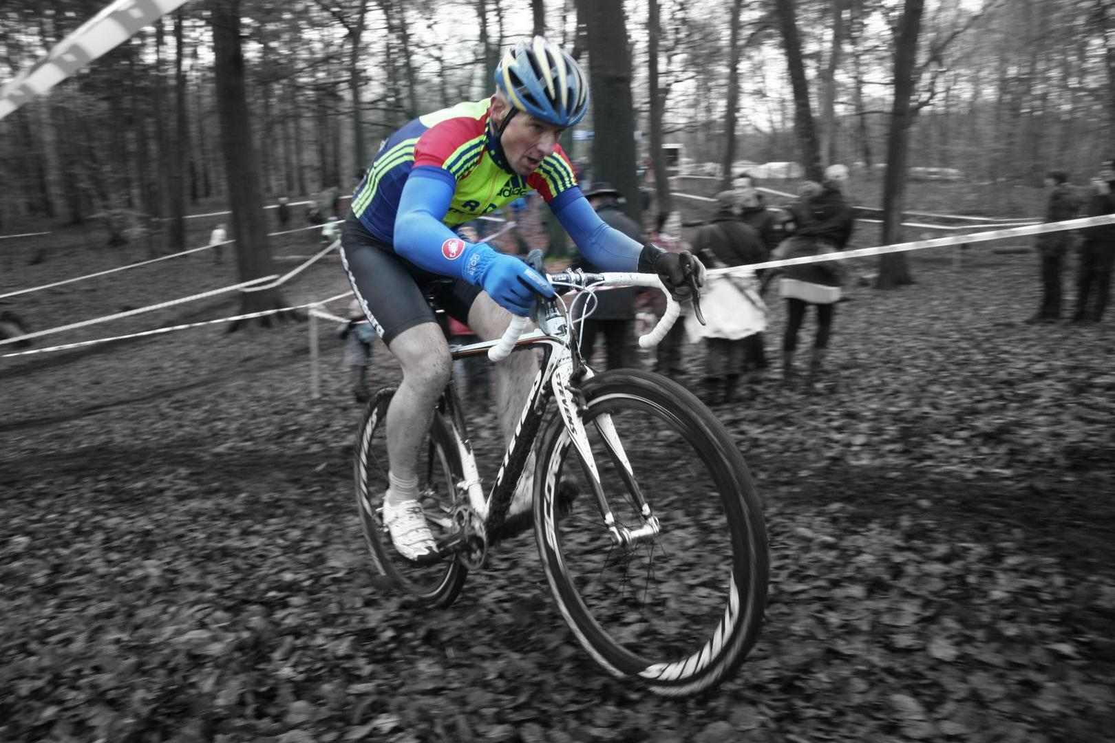 Für Cyclocross Ist Man Nie Zu Alt Foto Bild Dokumentation Sport