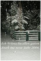 für das Neue Jahr...