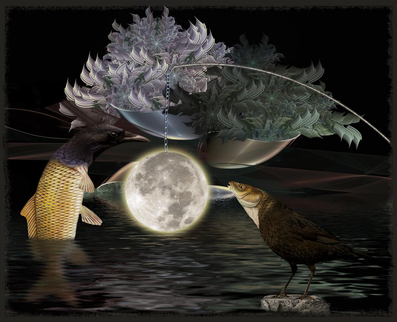 Für dich hol ich den Mond vom Himmel ...