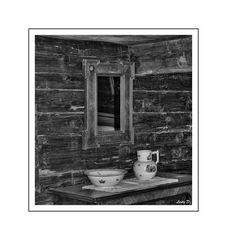 für die Morgentoilette... :-)